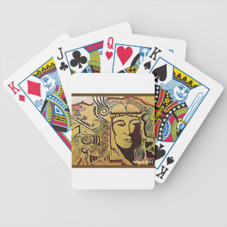 dream gazer bicycle playing cards