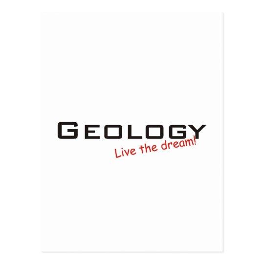 Dream / Geology Postcard