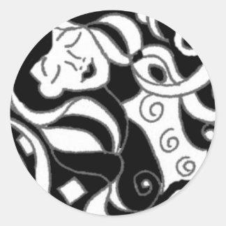 Dream Girl Sticker