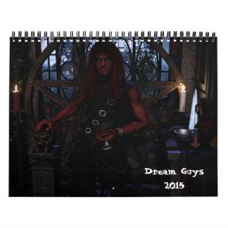 Dream Guys Fantasy 2015 Calendar