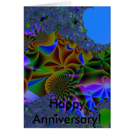 Dream, Happy Anniversary! Card