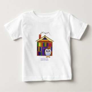 Dream Home – Library! Baby T-Shirt