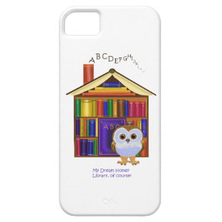 Dream Home – Library iPhone 5 Cover