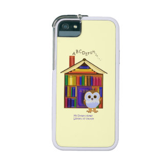 Dream Home – Library iPhone 5/5S Case