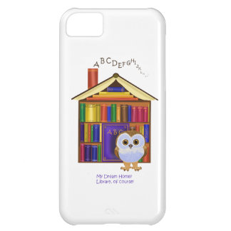 Dream Home – Library Case For iPhone 5C