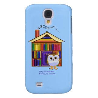 Dream Home – Library HTC Vivid Cases