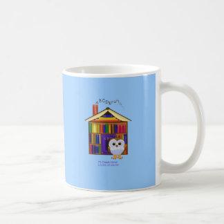 Dream Home – Library! Coffee Mug