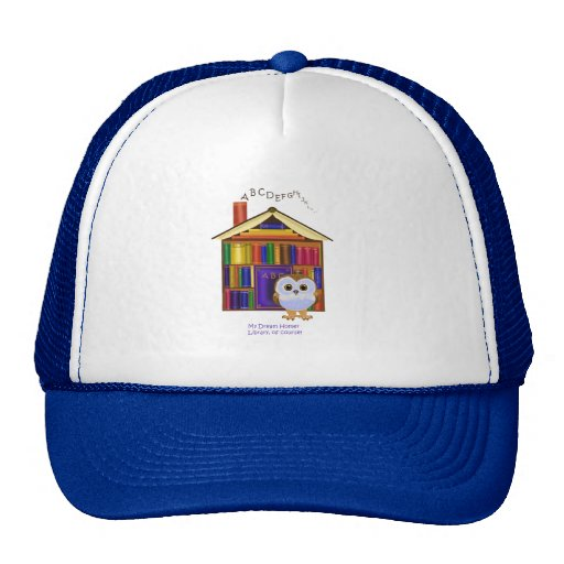 Dream Home – Library! Hat