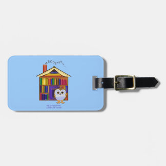 Dream Home – Library! Luggage Tags