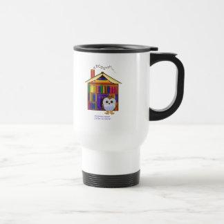 Dream Home – Library Travel Mug