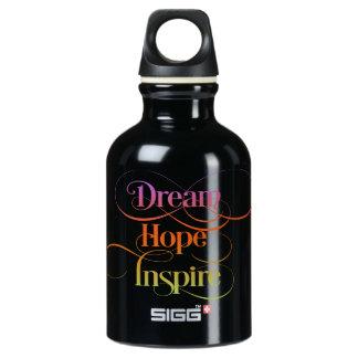 Dream Hope Inspire SIGG Traveler 0.3L Water Bottle