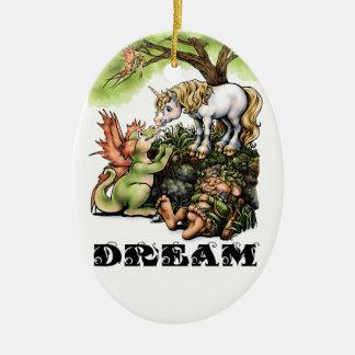 Dream Ik Ornament