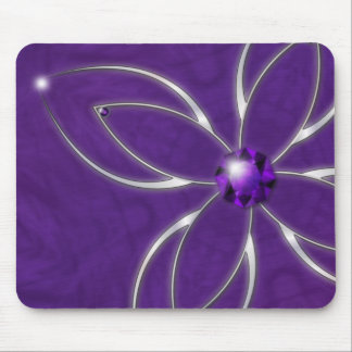Dream in Amethyst Mousepad