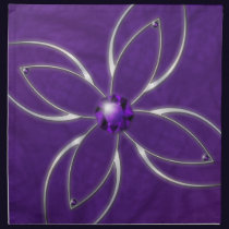 Dream in Amethyst Napkins
