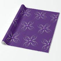 Dream in Amethyst Wrapping Paper