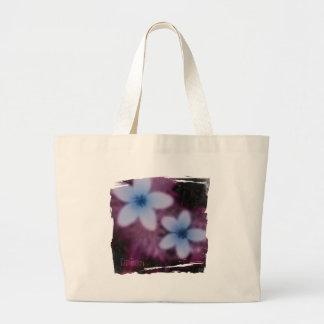 Dream in Bloom Jumbo Tote Bag