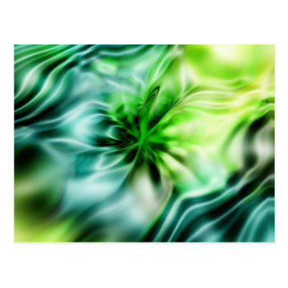 dream in green postcard