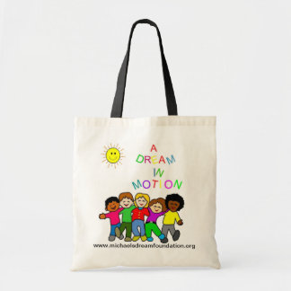 Dream In Motion Budget Tote Bag