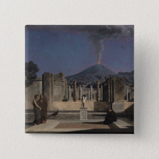Dream in the Ruins of Pompeii, 1866 Button