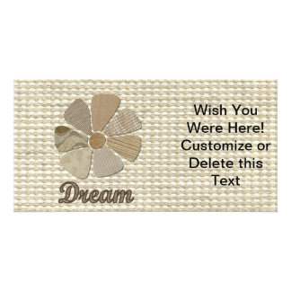 Dream Inspirational Collage Card