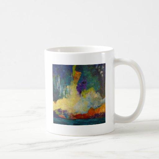 Dream Island Coffee Mugs