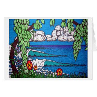 Dream Island Left Card