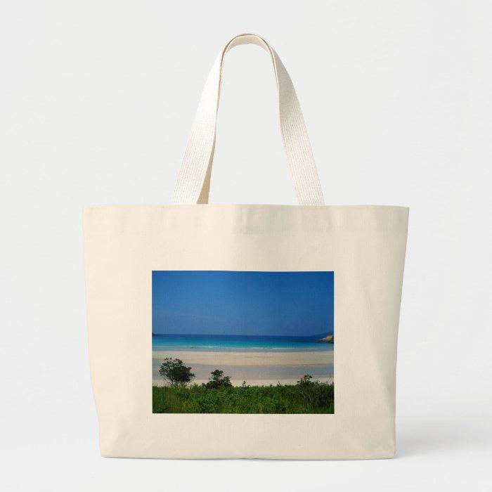 Dream it, Live it Beach 4 Large Tote Bag