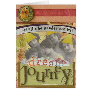 Dream Journey Card