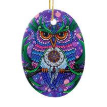 Dream Keeper Ceramic Ornament