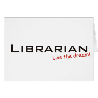 Dream / Librarian Card