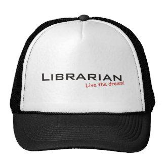 Dream / Librarian Trucker Hat