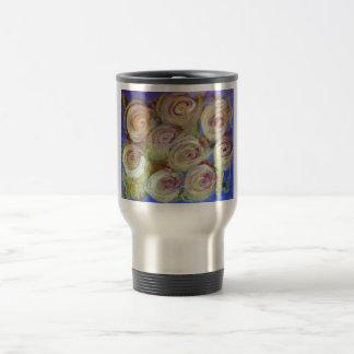 Dream Lily 15 Oz Stainless Steel Travel Mug