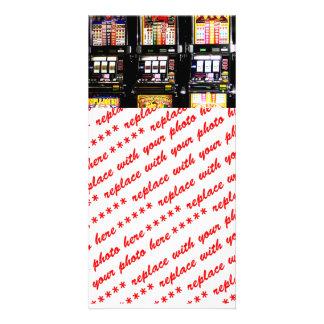Dream Machines - Lucky Slot Machines Card