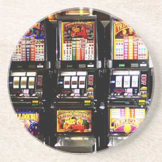 Dream Machines - Lucky Slot Machines Coaster