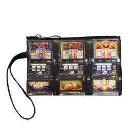 Dream Machines - Lucky Slot Machines Coin Purse