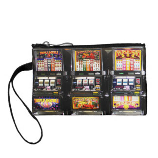 Dream Machines - Lucky Slot Machines Coin Purse