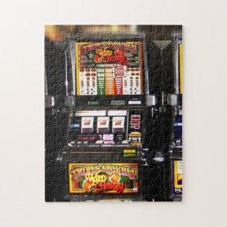 Dream Machines - Lucky Slot Machines Jigsaw Puzzle