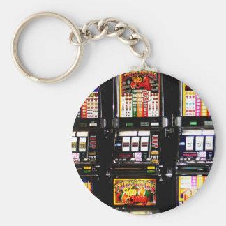 Dream Machines - Lucky Slot Machines Keychain