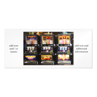Dream Machines - Lucky Slot Machines Magnetic Card