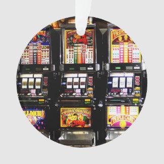 Dream Machines - Lucky Slot Machines Ornament