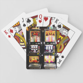 Dream Machines - Lucky Slot Machines Playing Cards