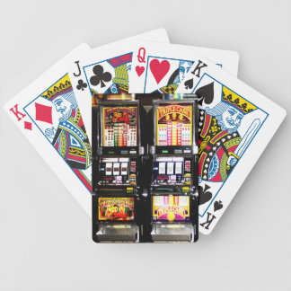 Dream Machines - Lucky Slot Machines Bicycle Playing Cards