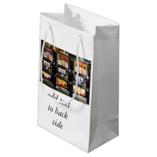 Dream Machines - Lucky Slot Machines Small Gift Bag