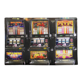 Dream Machines - Lucky Slot Machines Travel Accessory Bags