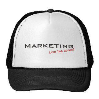 Dream / Marketing Trucker Hat