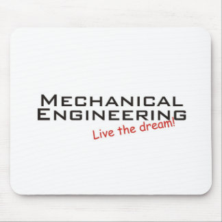 Dream / Mechanical Engineering Mouse Pad