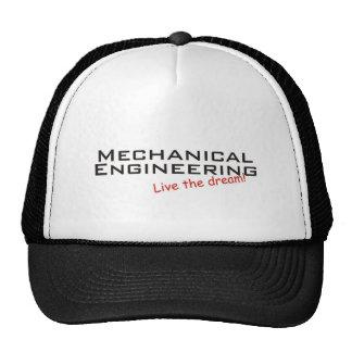 Dream / Mechanical Engineering Trucker Hat