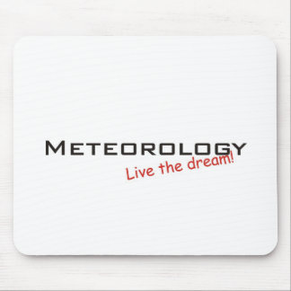 Dream / Meteorology Mouse Pad
