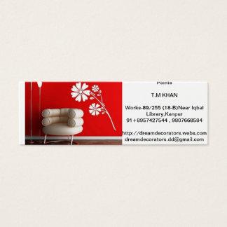 Dream Mini Business Card