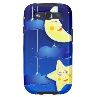 Dream night, Samsung case Samsung Galaxy SIII Case